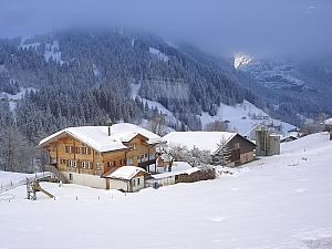 grindelwald suisse photo